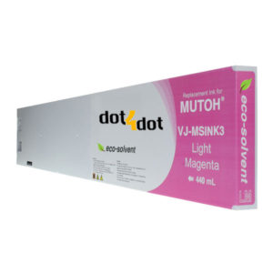 dot4dot Mutoh 440mL-Light-Magenta