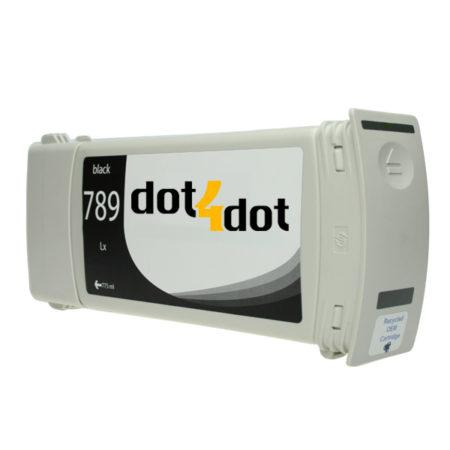 dot4dot HP 789 Latex Black CH615A