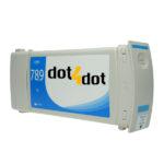 dot4dot HP 789 Latex Cyan CH616A