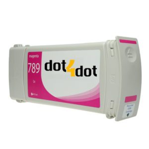 dot4dot HP 789 Latex Magenta CH617A