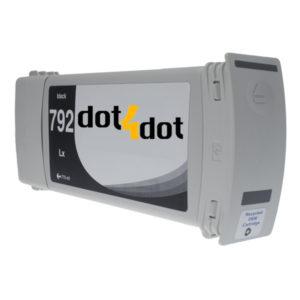 dot4dot HP792 Black