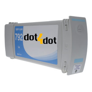 dot4dot HP792 Light Cyan