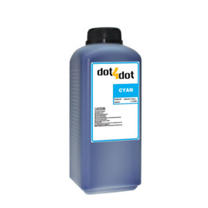 dot4dot eco-sol Bottle Cyan