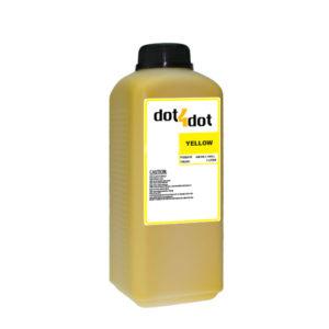 dot4dot eco-sol Bottle Yellow