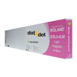 dot4dot Roland-Eco-Sol-Max-440mL-Light-Magenta
