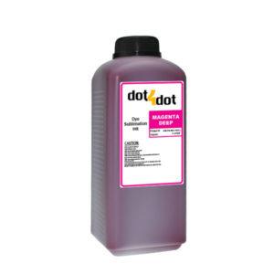 Dye Sublimation Ink Magenta Deep