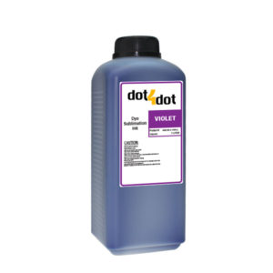 Dye Sublimation Ink Violet