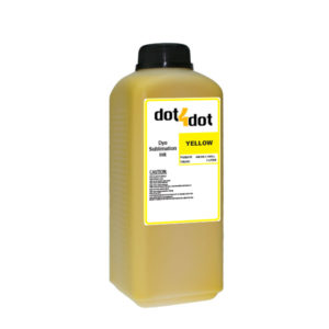 Dye Sublimation Ink Yellow
