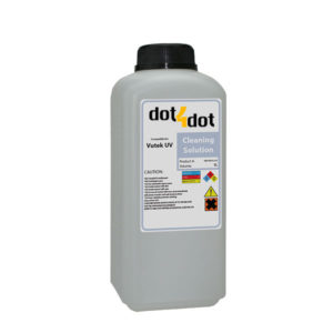 Cleaning Solution for Vutek UV printers
