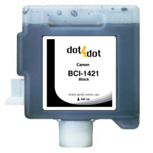 Dot4Dot Canon imagePROGRAF W8x Series Black Cartridge