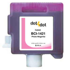 Dot4Dot Canon imagePROGRAF W8x Series Photo Magenta Cartridge