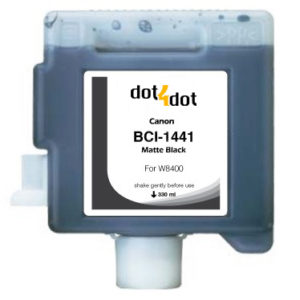 Dot4Dot Canon imagePROGRAF W8x Series Matte Black Cartridge