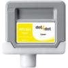 Dot4Dot Canon imagePROGRAF PFI-301 Yellow Cartridge
