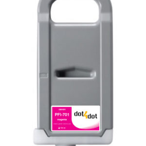 Dot4Dot Canon imagePROGRAF PFI-701 Magenta Cartridge