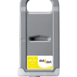 Dot4Dot Canon imagePROGRAF PFI-701 Yellow Cartridge