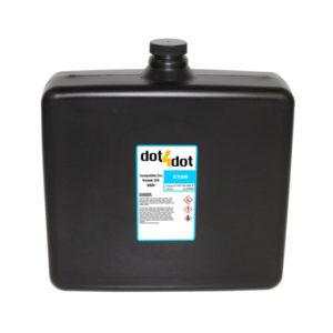Dot4Dot Vutek UV Cure Cyan Ink