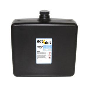 Dot4Dot Vutek UV Cure Light Cyan Ink