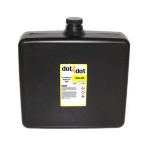 Dot4Dot Vutek UV Cure Yellow Ink