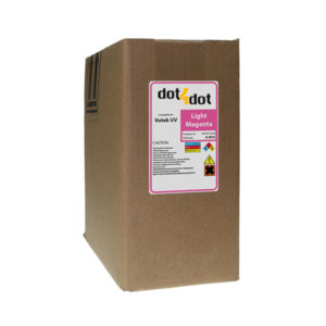 Dot4Dot Vutek UV Cure Light Magenta Ink 3L