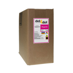 Dot4Dot Vutek UV Cure Magenta Ink 3L