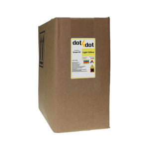 Dot4Dot Vutek UV Cure Light Yellow Ink