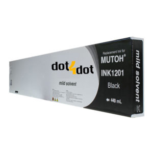 dot4dot INK1201-440mL-Black