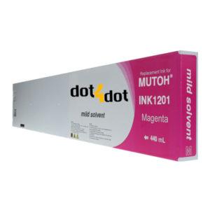 dot4dot INK1201-440mL-Magenta