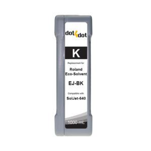 dot4dot EJ-BK Black