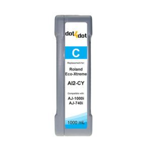 dot4dot Eco-Xtreme LT Ai2 Cyan