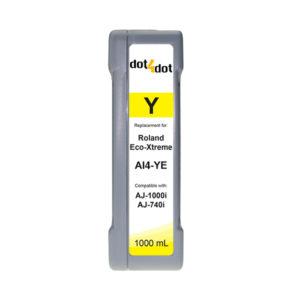 dot4dot Eco-Xtreme LT Ai4 Yellow
