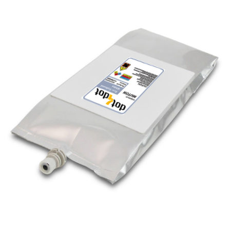 dot4dot Mutoh Hard UV Curable Bag White