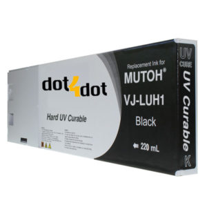dot4dot Mutoh UV Black