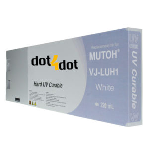 dot4dot Mutoh UV White