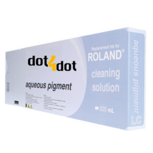 dot4dot Roland-Aqueous-Pigment-Cleaning-Solution
