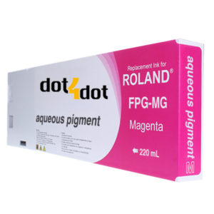 dot4dot Roland-Aqueous-Pigment-Magenta