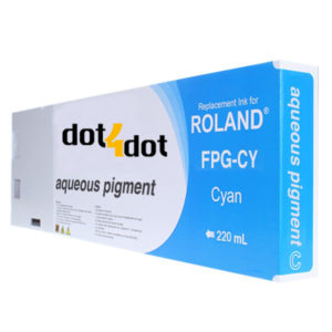 dot4dot roland-aqueous-pigment-cyan