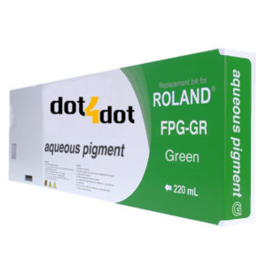 dot4dot roland-aqueous-pigment-green